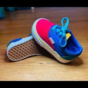Vans Era Skate Shoe - Little Kid - Multi